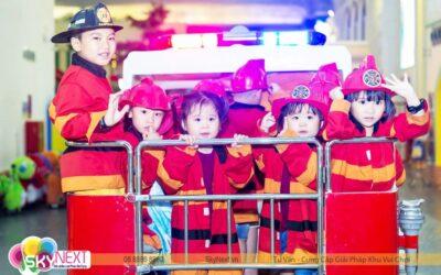 Khu Vui Chơi Hướng Nghiệp Vietopia – Cơn Sốt Chưa Bao Giờ Ngưng Của Trẻ Em Sài Gòn