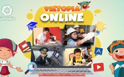 """Series """"Ước Mơ Của Những Đứa Trẻ"""" – Kênh Youtube Vietopia Official"""