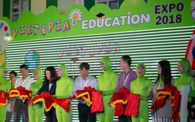 Hơn 10.000 người tham gia Tuần lễ giáo dục Vietopia 2018